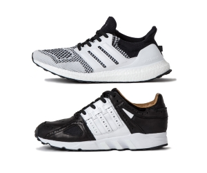 adidas consortium x sneakersnstuff sns tee time pack gold ultra boost guidance 93 black white f