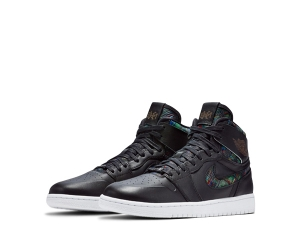 nike air jordan 1 bhm black history month black multicolour p