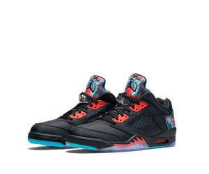 nike air jordan 5 v retro low cny chinese new year f
