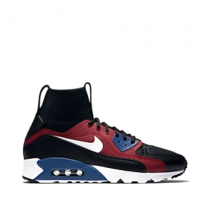 nike air max 90 ultra superfly t htm tinker hatfield t Black-Dark Grey-White 850613-001 f
