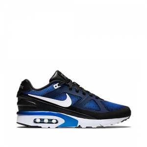 nike air max ultra m mark parker htm Deep Royal Blue-White-Black 848625-401 f