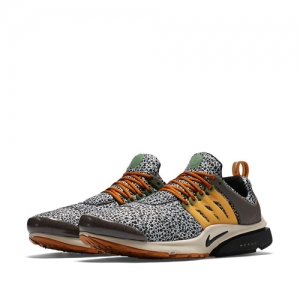 nike air presto safari Neutral Grey-Kumquat-String-Black 844448-002 f