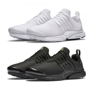 nike air presto triple black white 848132-100 848132-009 f