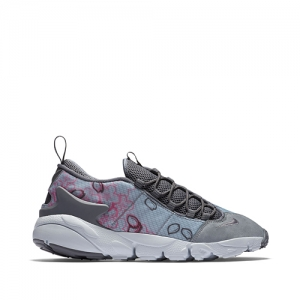 nike air footscape nm premium 846786-002 sakura grey f