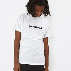 goods by goodhood aw16 t-shirts