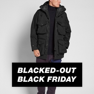BLACKED-OUT BLACK FRIDAY