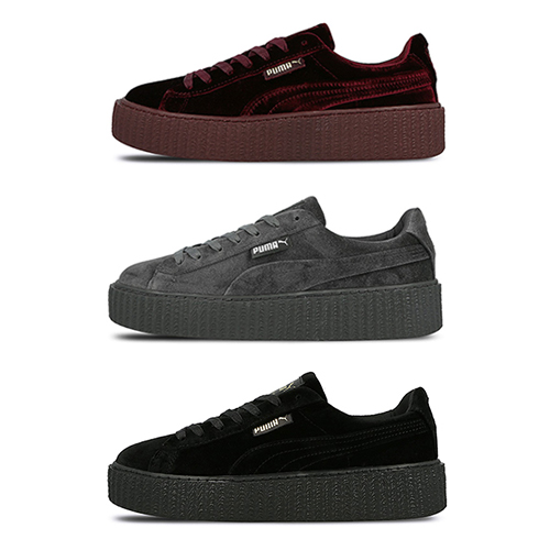 puma creeper fenty by rihanna