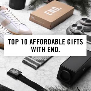 TOP 10 AFFORDABLE GIFTS WITH END.