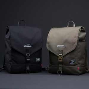 HERSCHEL X WTAPS COLLAB COLLECTION