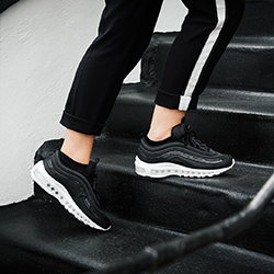 Teleférico Capilla Actriz  Nike Air Max 97 Premium Women's: On-Foot Shots - The Drop Date