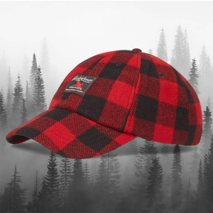 POLO RALPH LAUREN BUFFALO CHECK CAP END