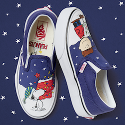 Vans x Peanuts Christmas Collection