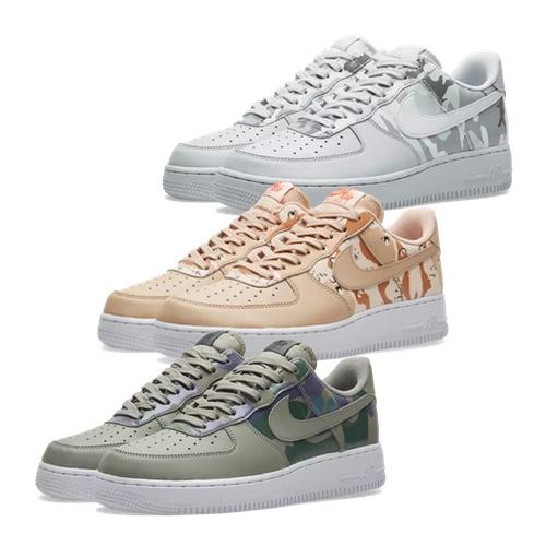 Nike Air Force 1 07 LV8 Half Camo 7 DEC