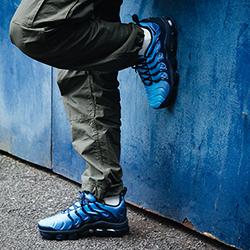 Nike Air VaporMax Plus Photo Blue: On
