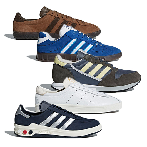 ADIDAS SPEZIAL SS18 FOOTWEAR COLLECTION