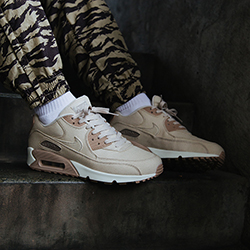 Nike Air Max 90 Desert Sand: On-Foot Shots - The Drop Date