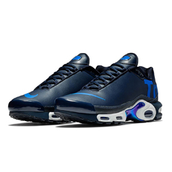 picnic Productividad Currículum  Tuned Air Gets a Remix with the Nike Mercurial TN in Navy and Royal - The  Drop Date