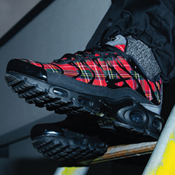 Nike Air Max Plus TN SE Tartan: On-Foot