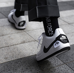 Nike Air Force 1 Jester-XX White/Black