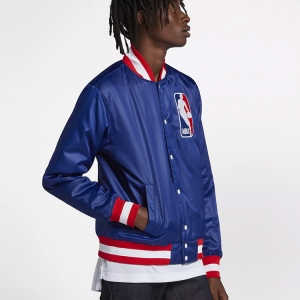 This NIKE SB X NBA BOMBER JACKET is one for the ballers, and it's available now. Click the thumbnail to shop.