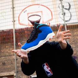 Nike Air Jordan 10 Retro Tinker: On-Foot Shots from OVERKILL ...
