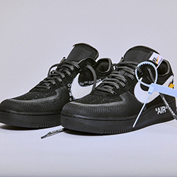 The Nike x Off-White Air Force 1 is