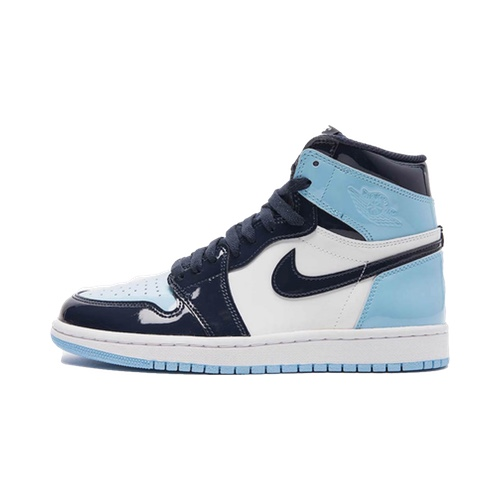 Nike WMNS Air Jordan 1 High - Blue Chill - AVAILABLE NOW ...