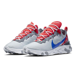 Nike React Element 55 Overbranded