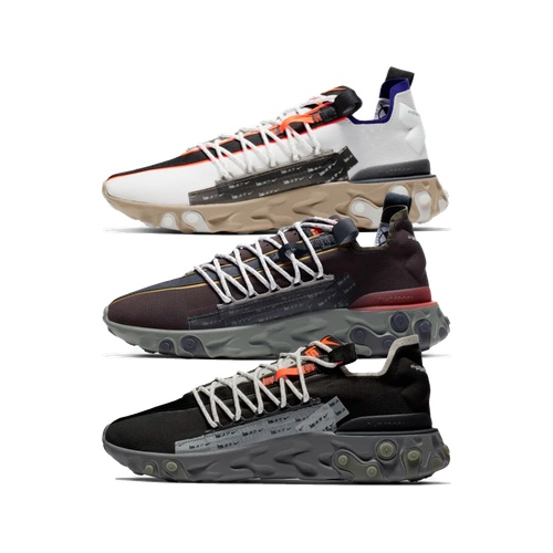 Porra Hacia tirano  Nike React Runner WR ISPA - AVAILABLE NOW - The Drop Date