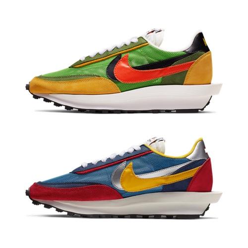 Nike x Sacai LDWaffle - AVAILABLE NOW