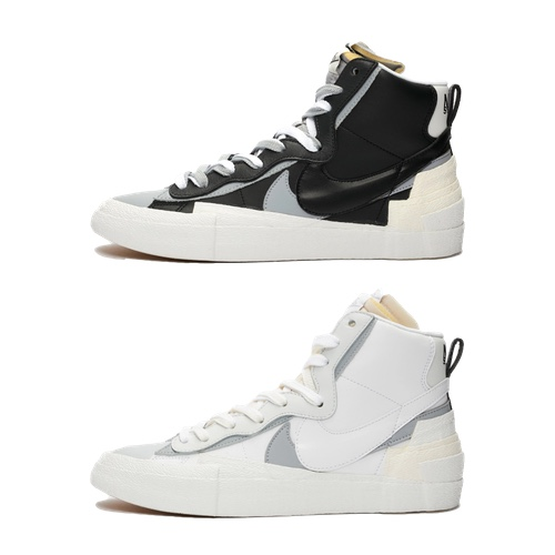 Nike x Sacai Blazer Mid - AVAILABLE NOW