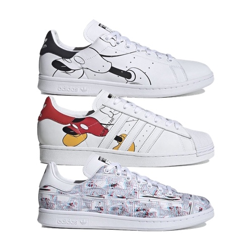 ADIDAS ORIGINALS X MICKEY MOUSE COLLECTION - AVAILABLE NOW ...