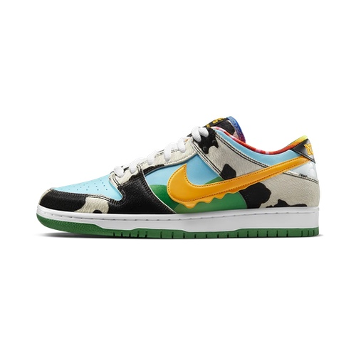 Nike SB x Ben & Jerrys Dunk Low - Chunky Dunky - AVAILABLE ...