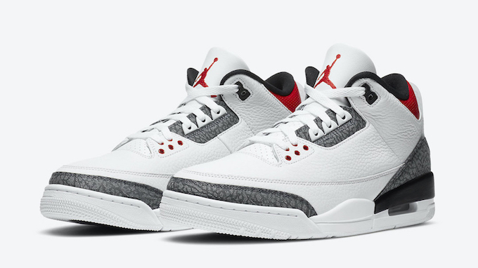 Nike Air Jordan 3 Retro SE Denim - The