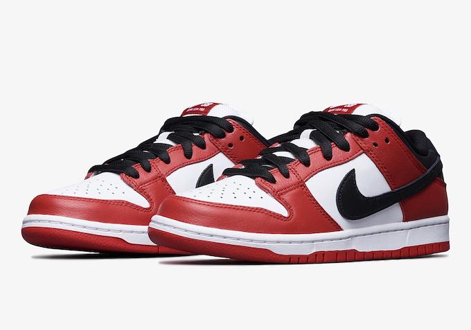 Nike SB Dunk Low Pro Chicago BQ6817-600