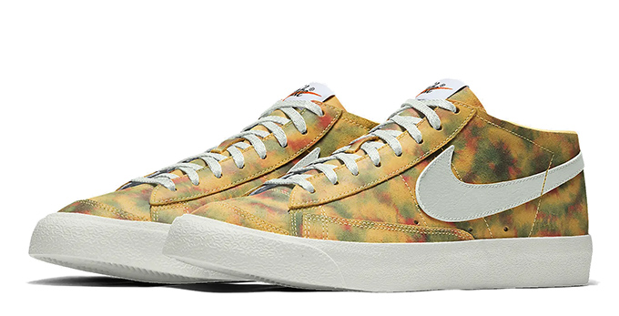 Nike Blazer Mid 77 By You - The Drop Date