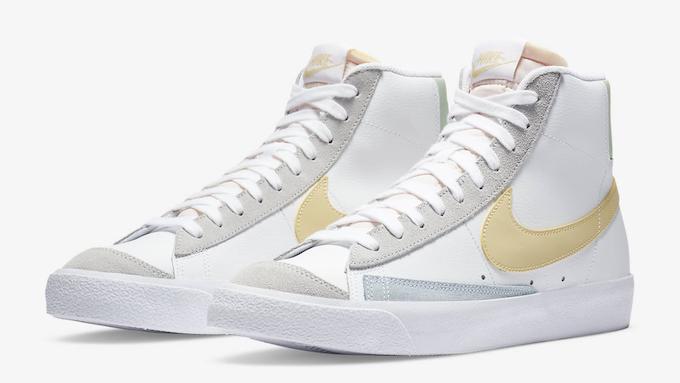 Nike Blazer Mid 77 DC0959-100 - The Drop Date