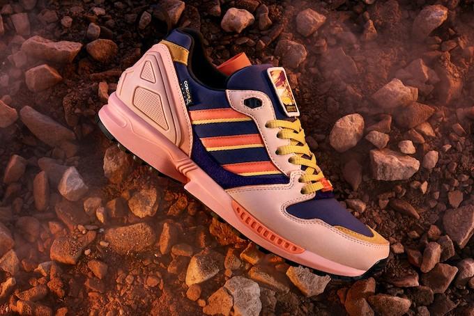 Adidas X National Park Foundation Zx 5000 Fy5167 Tdd