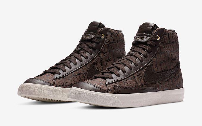 Nike Blazer Mid 77 Velvet Brown DA4299-200 - The Drop Date