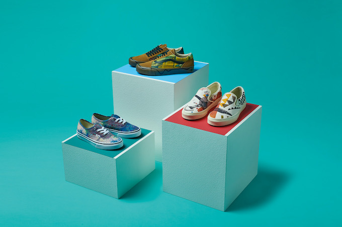 Vans x MoMA Collection - The Drop Date