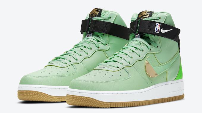 Nike Air Force 1 High NBA Pack CT2306-100 - The Drop Date