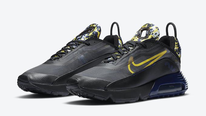 Nike Air Max 2090 Yellow Camo DB6521-001 - The Drop Date