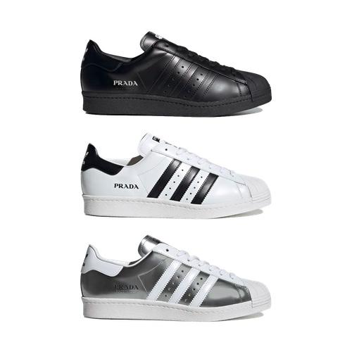 adidas Originals x Prada Superstar - AVAILABLE NOW - SEP 20 - 10 ...