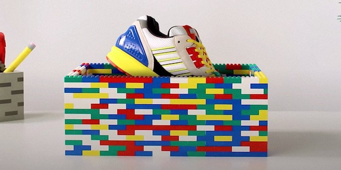adidas x LEGO ZX 8000 - The Drop Date