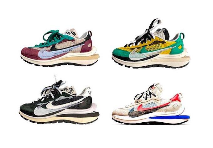 Nike x sacai Vaporwaffle - The Drop Date