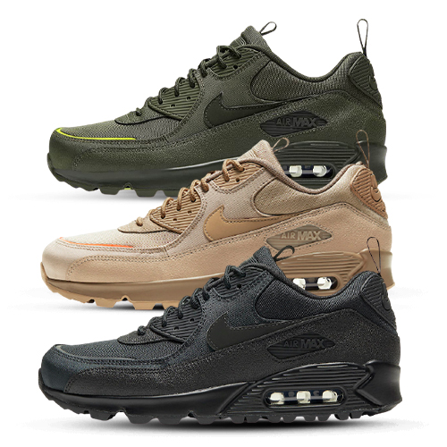 air max 90 surplus noire