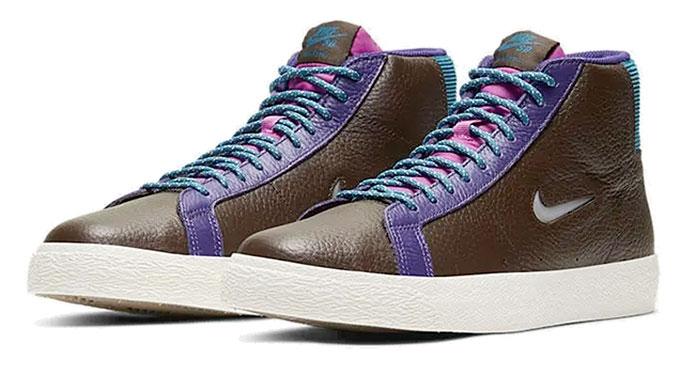 Nike SB Zoom Blazer Mid Premium - The