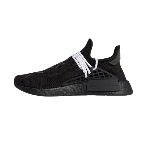 pharrell williams adidas hu black
