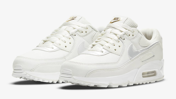Nike WMNS Air Max 90 and Air Force 1 Pixel Shoelery - TDD