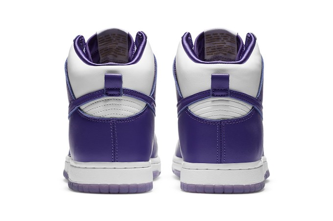 Nike Dunk High Varsity Purple DC5382-100 - The Drop Date